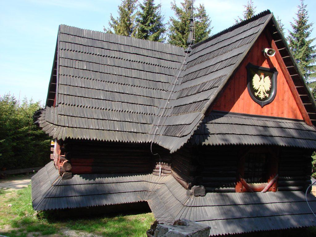 Kaplica pod Turbaczem