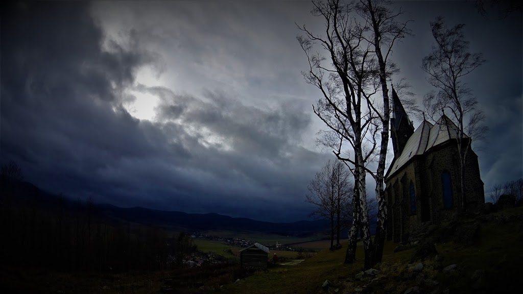Bozi Hora. Zulova