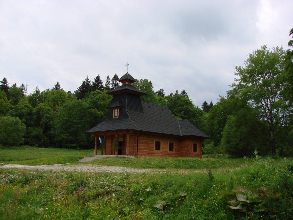 Kościół św. Huberta w Muczne