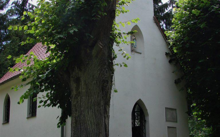 Kościół we wsi Karpno