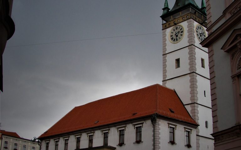 Ratusz w Ołomuńcu