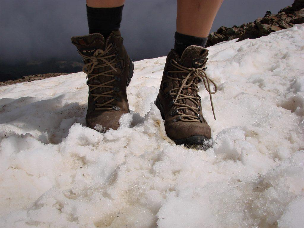 Śnieg, czy deszcz- buty pozostawały suche