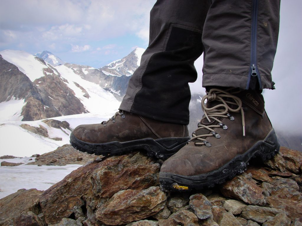 Chiruca Cares na alpejskim szlaku
