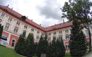 Klasztor Cystersów w Henrykowie