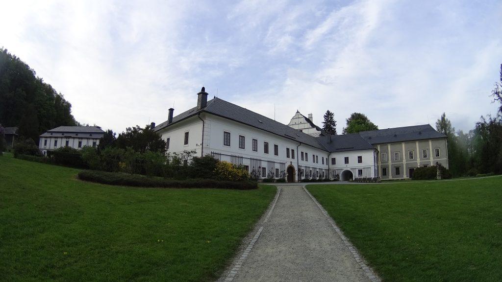 Pałac w Velkich Losinach