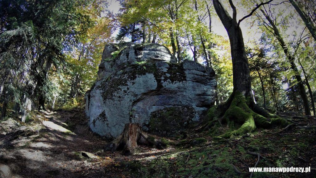 Diabelskie Kamienie pod Czuplem