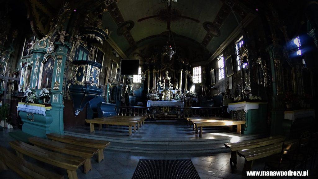 Kościół w Łodygowicach