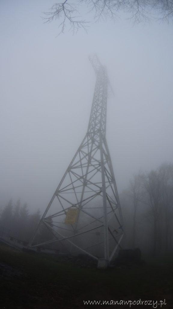 Mały Szlak Beskidzki, Hrobacza Łąka
