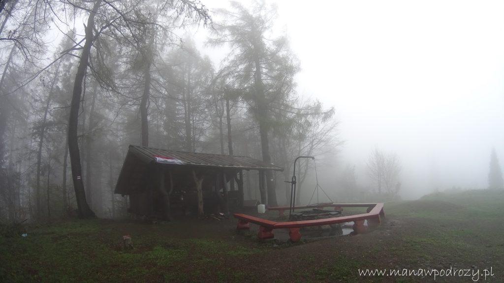 Mały Szlak Beskidzki, Kiczera