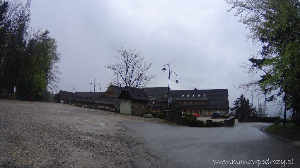 Przełęcz Kocierska, Mały Szlak Beskidzki
