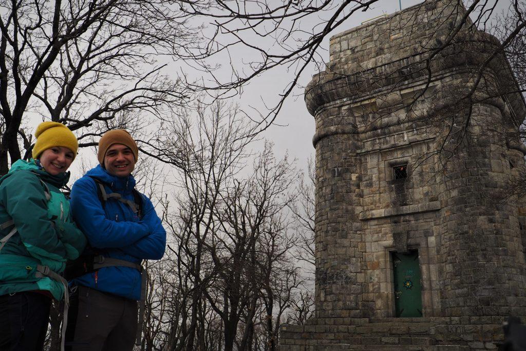 Na Wieżycy przy Wieży Bismarcka