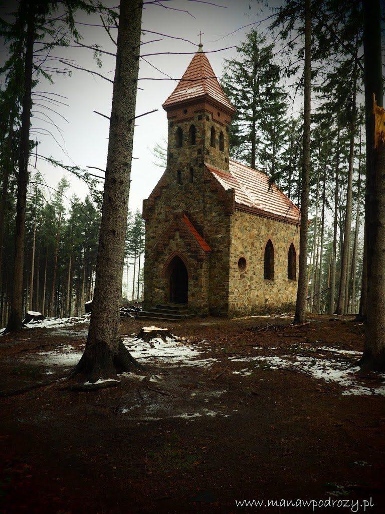 Kaplica Św. Anny na Przedniej Kopie w Głuchołazach