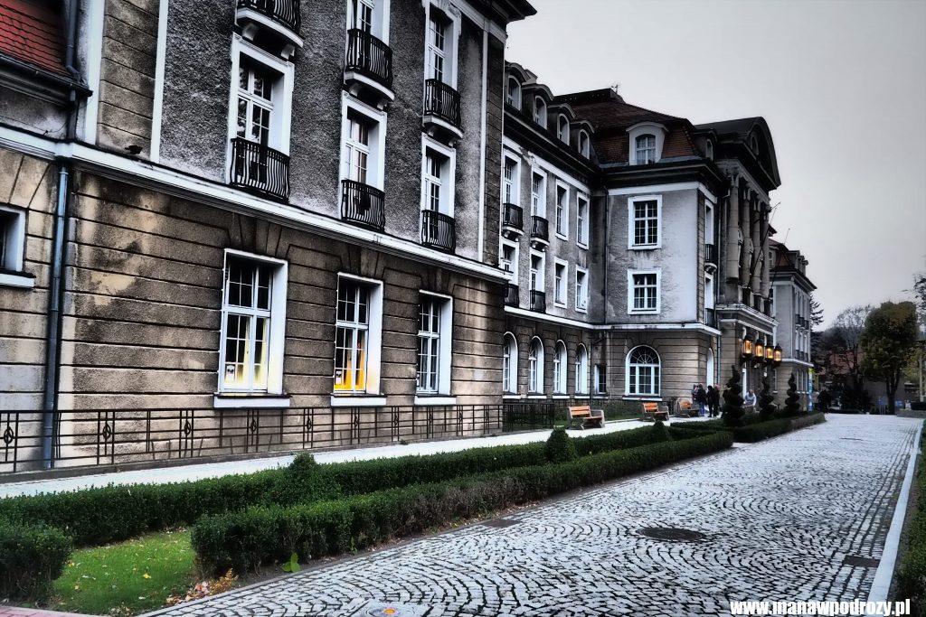 Szczawno Zdrój, Grand Hotel