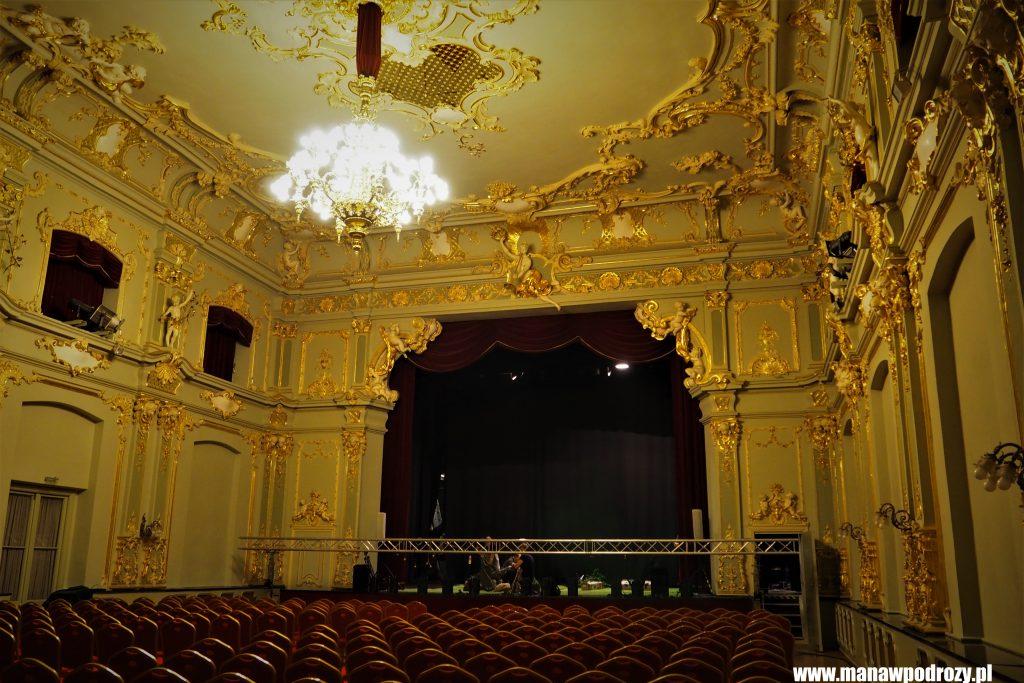 Teatr w Szczawno-Zdrój