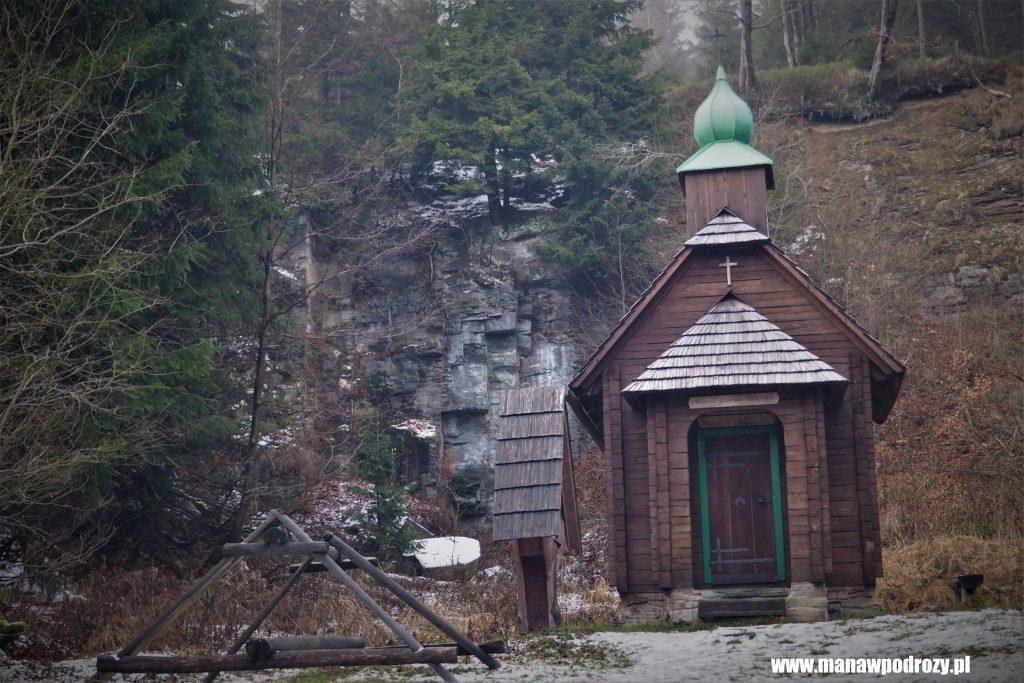 Kaplica nad Cervenohorskem Sedlem