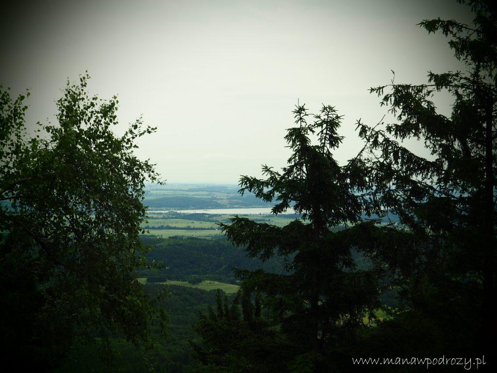 Widok na Jezioro Otmuchowskie