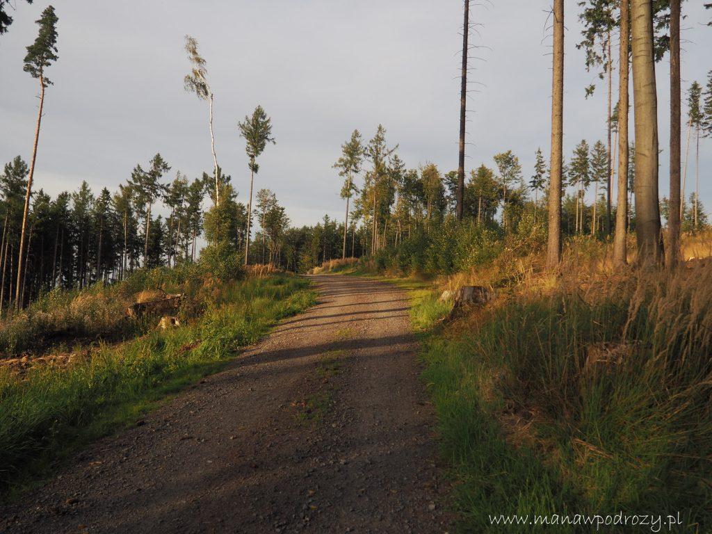 W drodze na Średnią Kopę