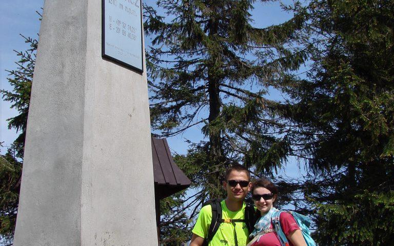 Na szczycie Turbacza