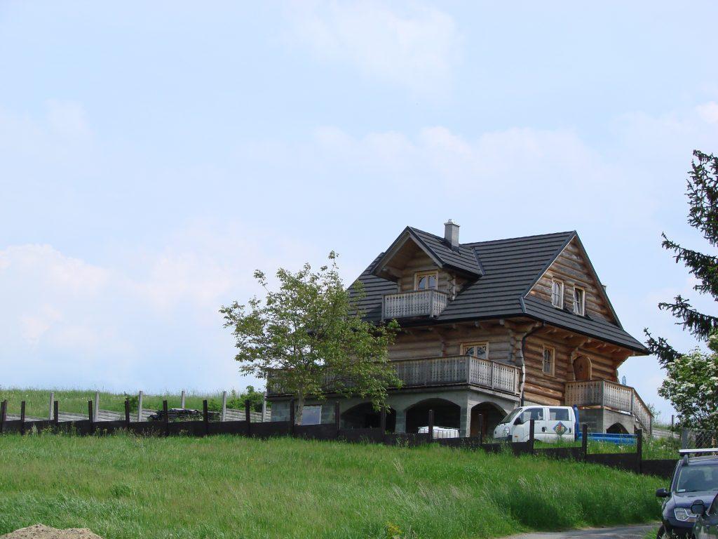 Bacówka na Maciejowej