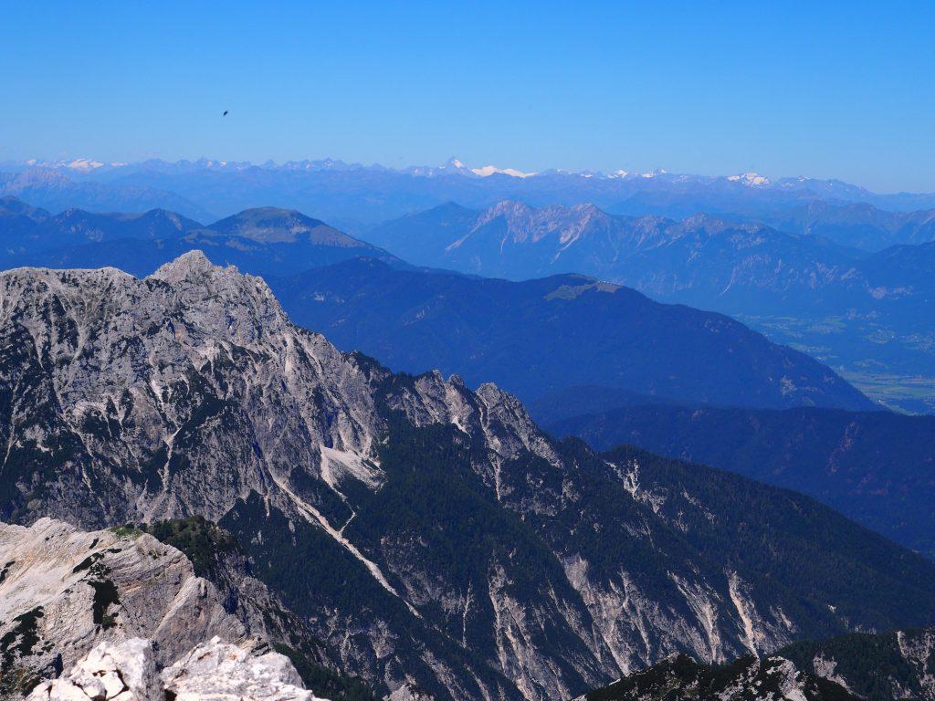 Z widokiem na Alpy austriackie