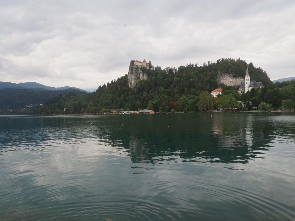 Jezioro Bled i Blejski Grad
