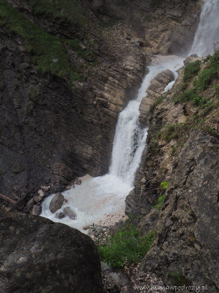 Wodospad Martuljek