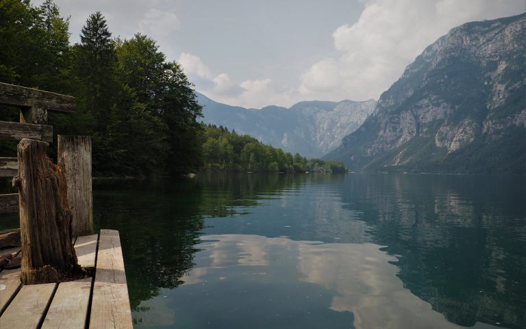 Jezioro Bohinsjke