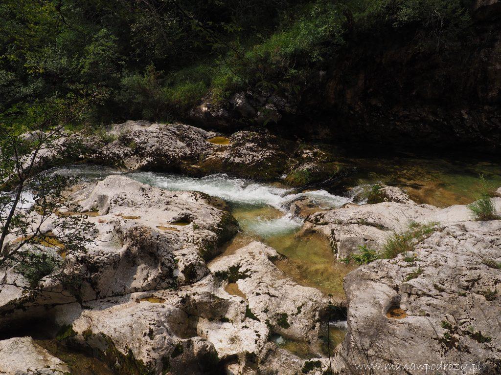 Wąwóz Mostnica