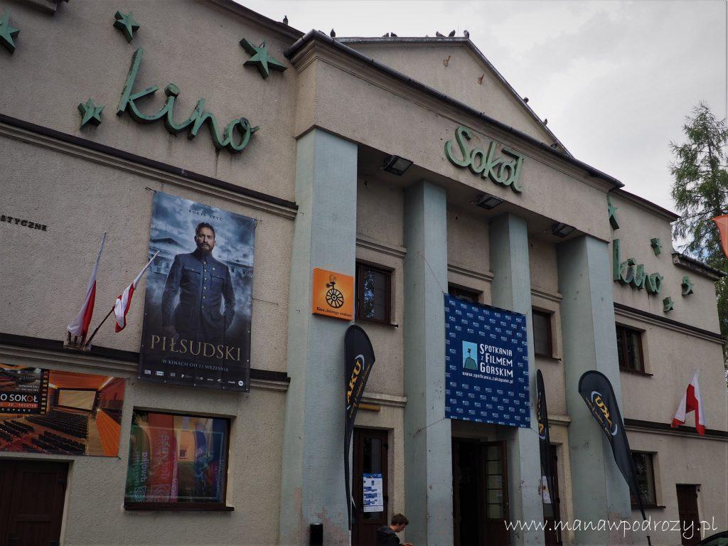 Kino Sokół w Zakopanem