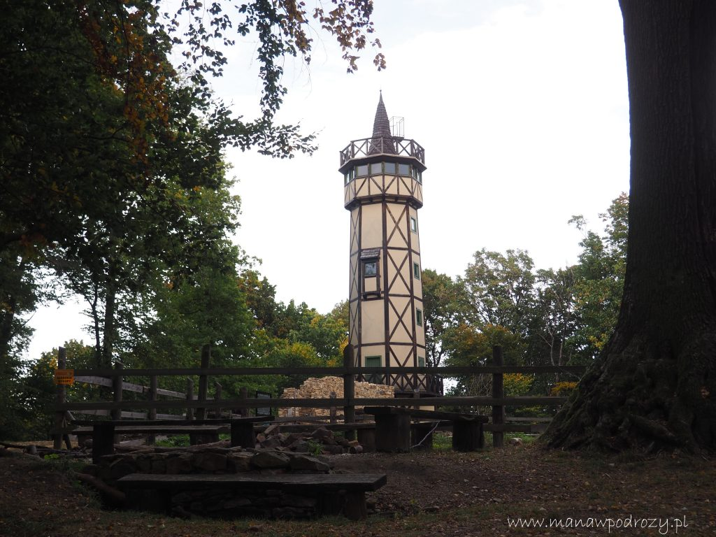Wieża widokowa na Gromniku