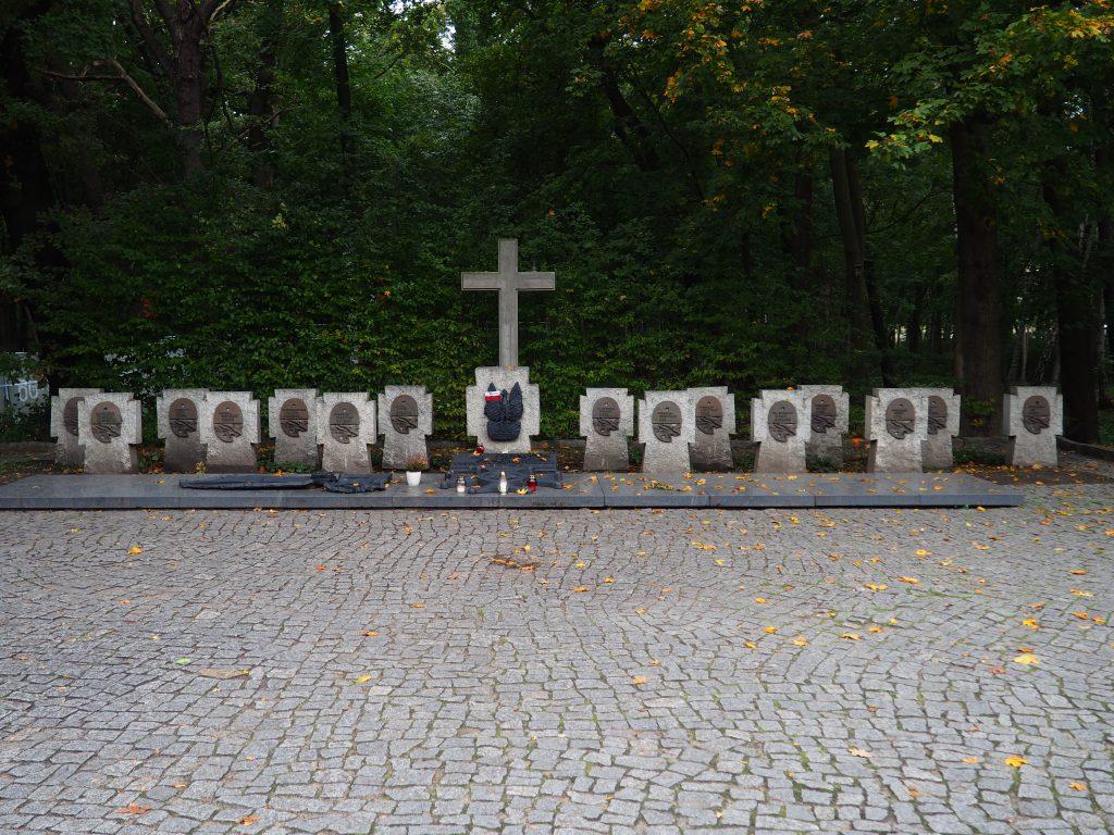 Cmentarz obrońców Westerplatte