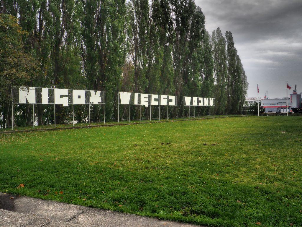 Pomnik Obrońców Westerplatte