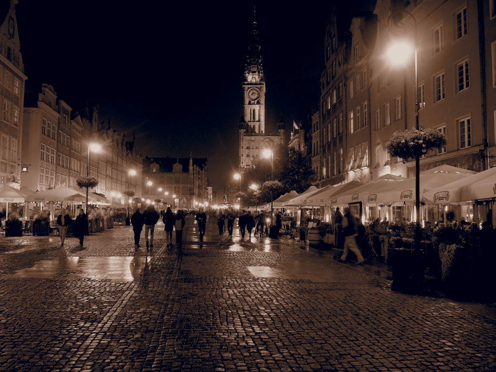 Długi Targ w Gdańśku