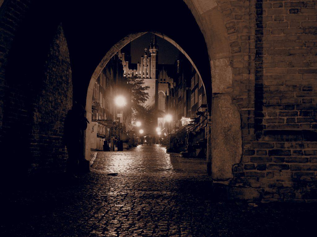 Brama i ulica Mariacka
