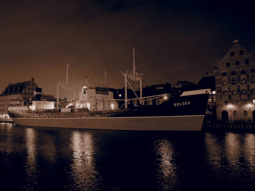 Sołdek- pierwszy polski statek