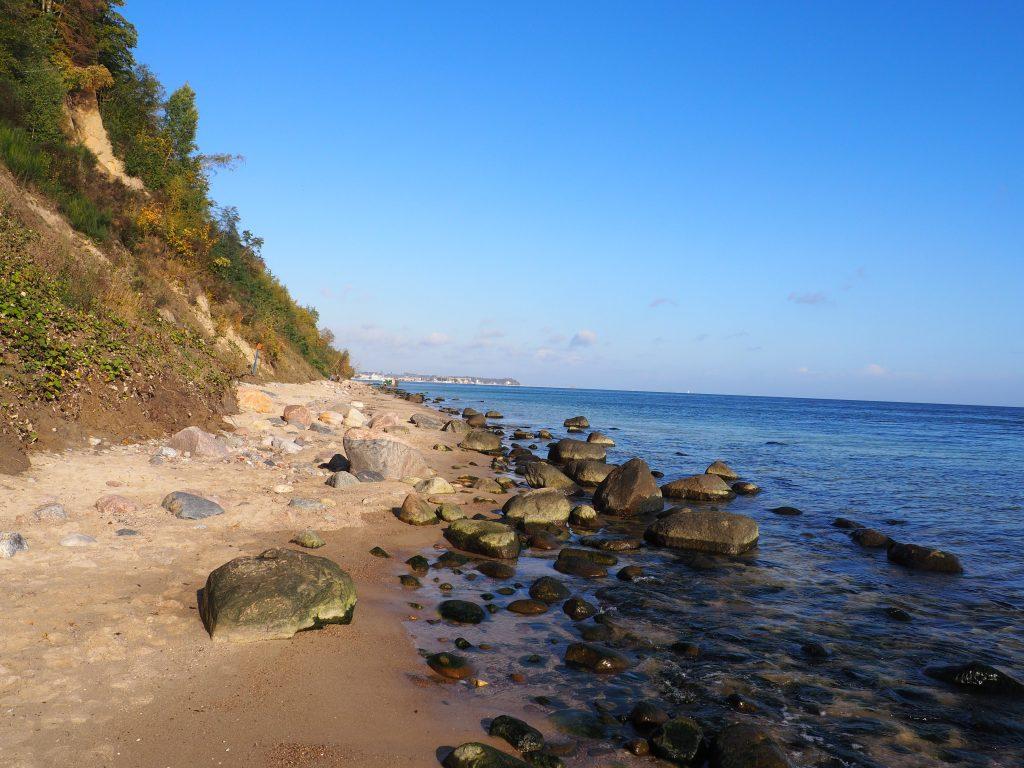 Plaża w Orłowie