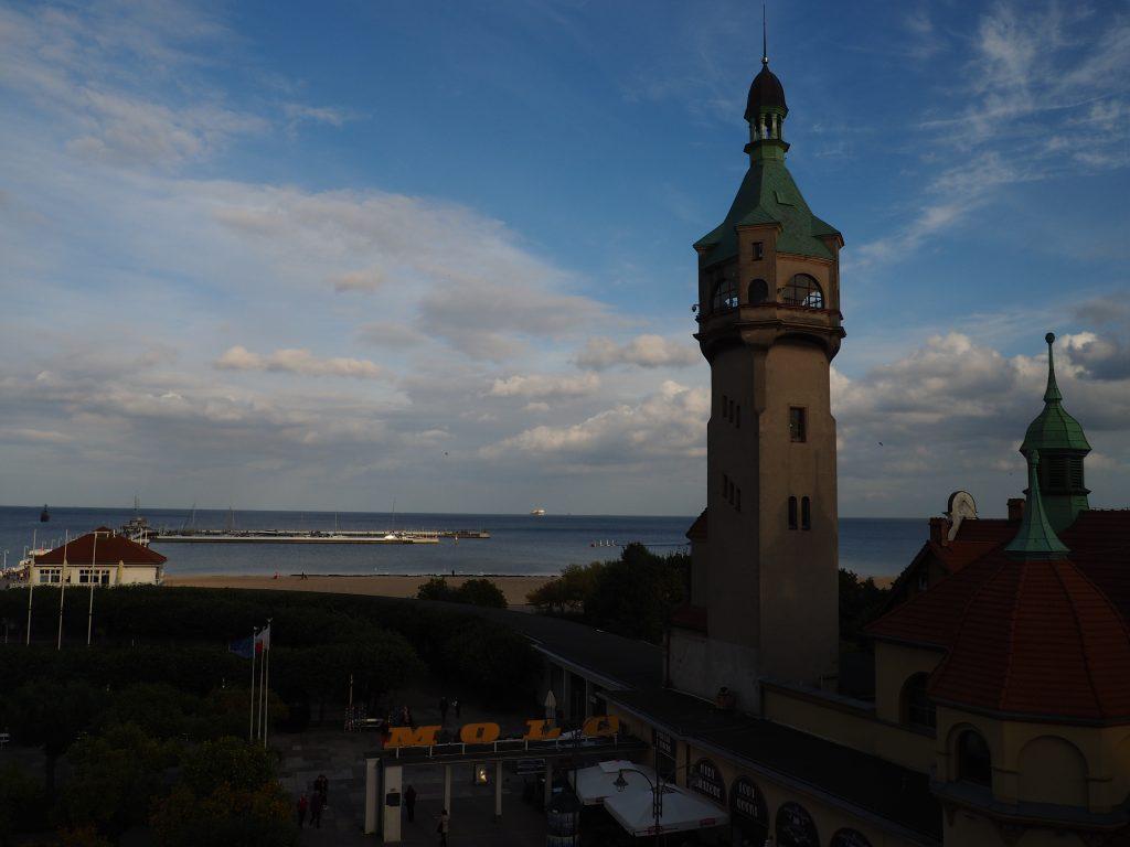 Latarnia morska w Sopocie