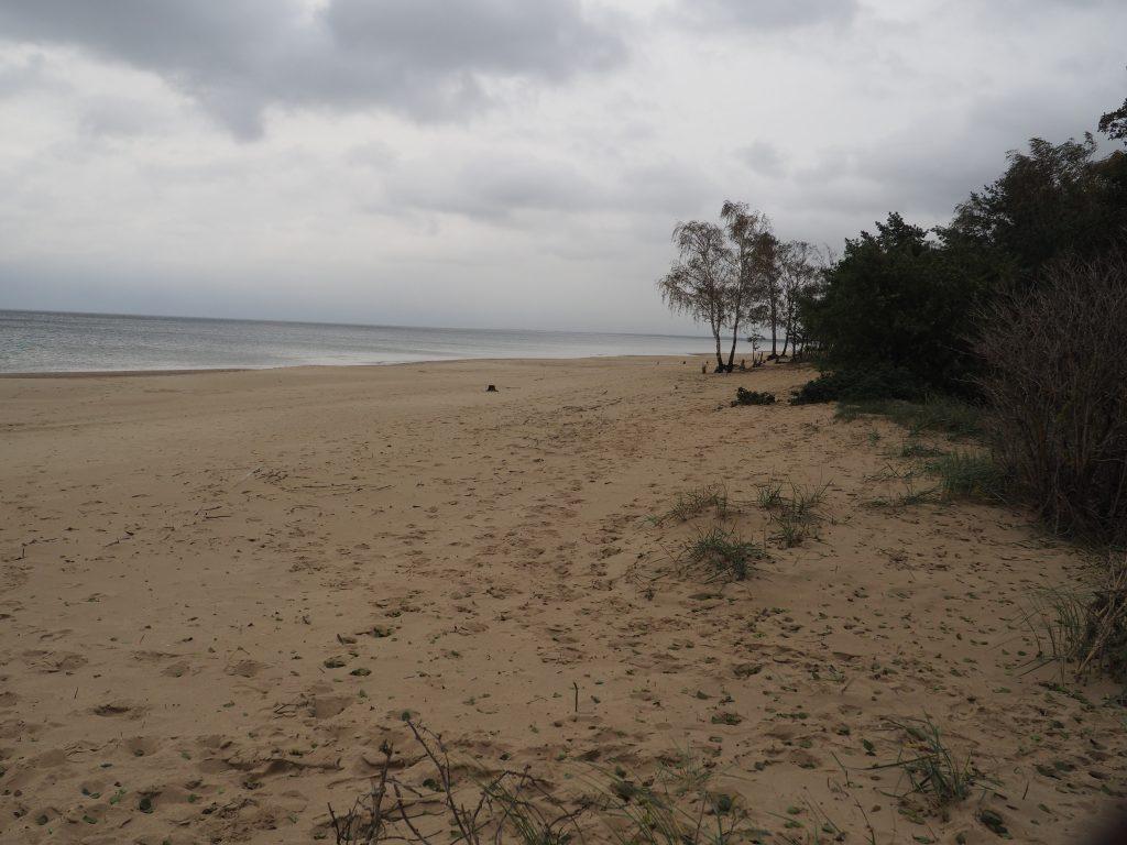 Plaża w Sobieszowie