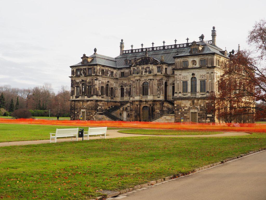 Pałac w Großer Garten