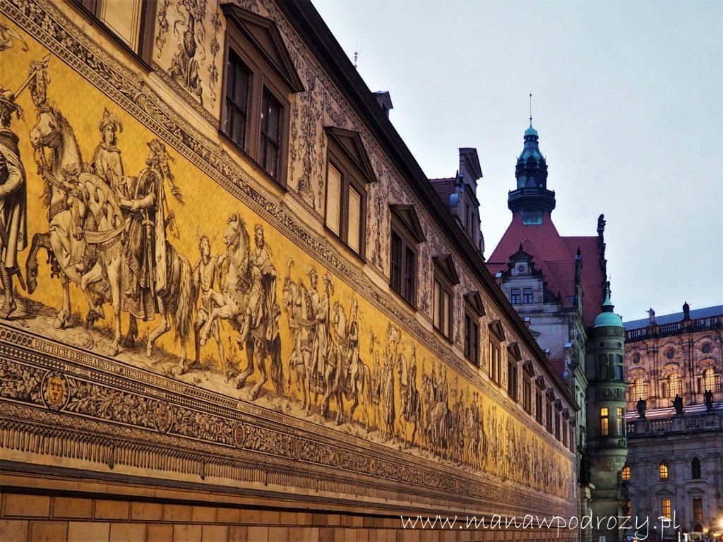 Mural Orszak Książęcy
