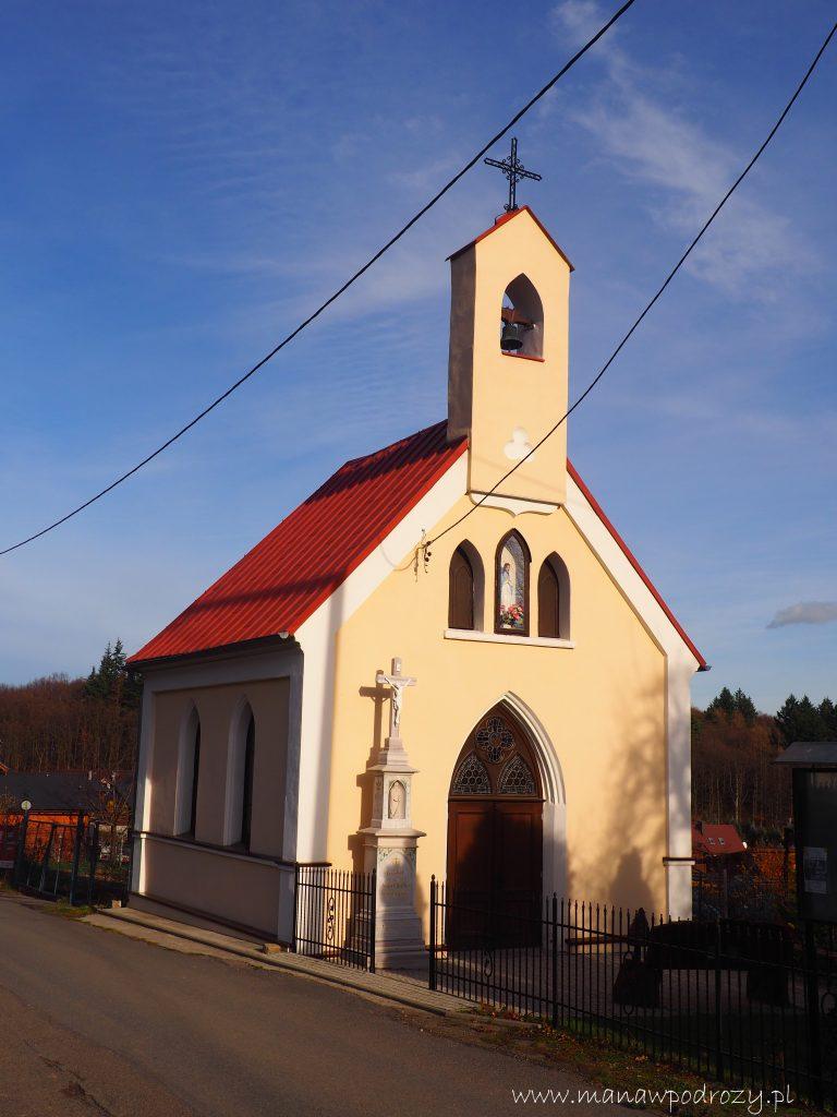 Kaplica pw. Najświętszego Serca Pana Jezusa