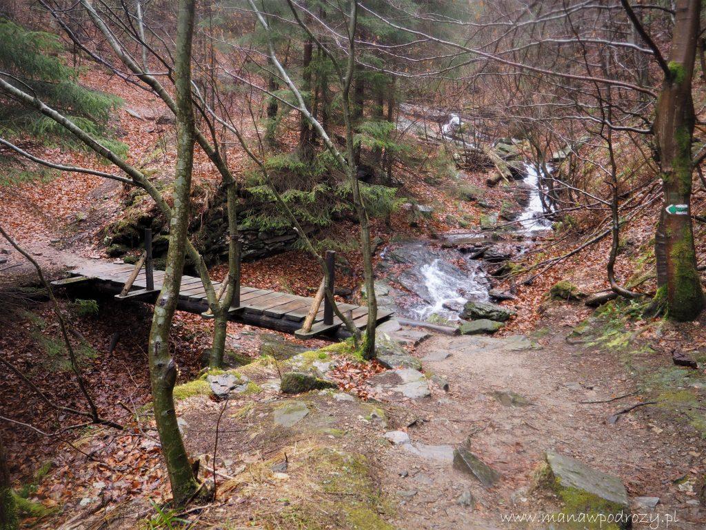 Ramzova- mostek nad Vrazedny Potok