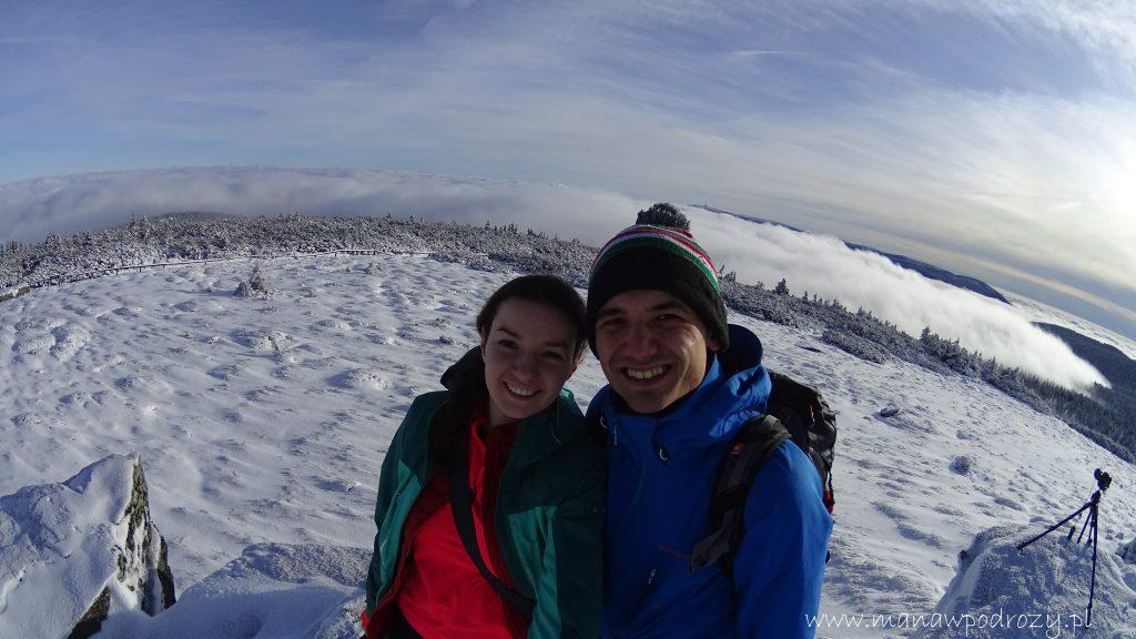 Wspólne selfie z Keprnika