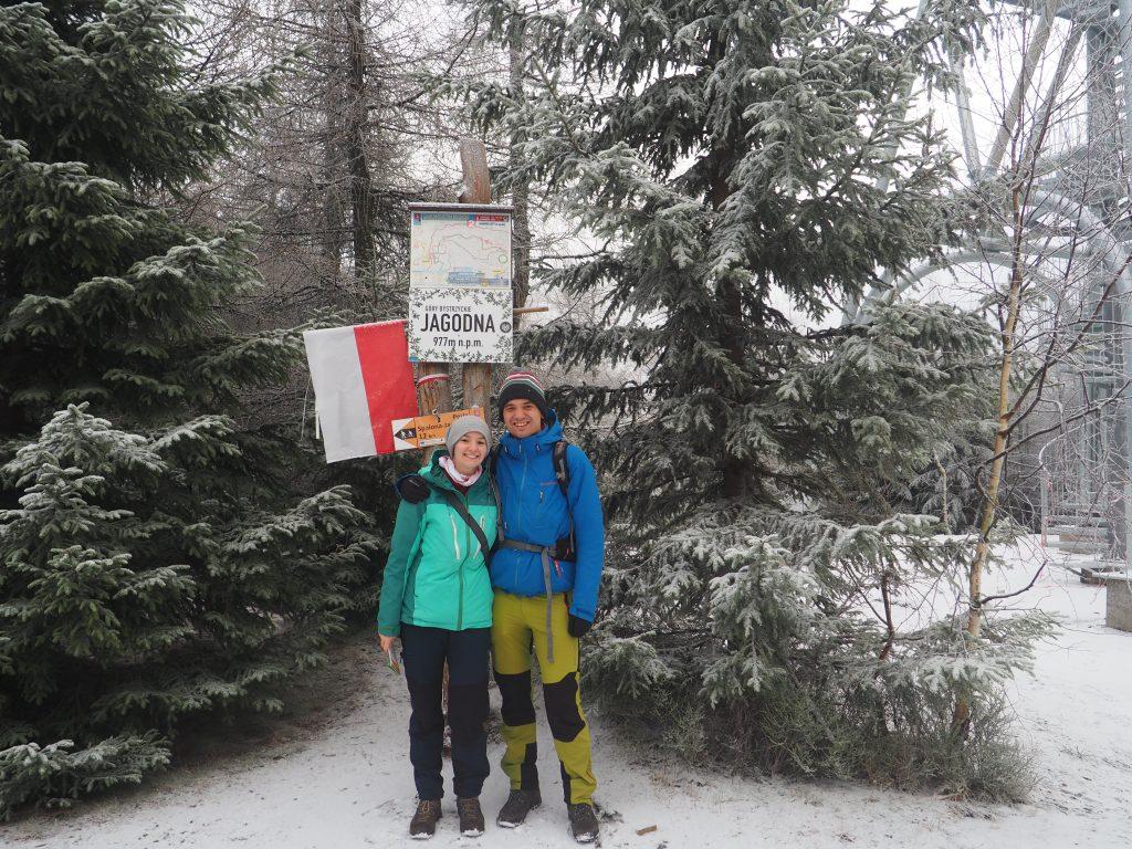 Jagodna- kolejny szczyt do KGP
