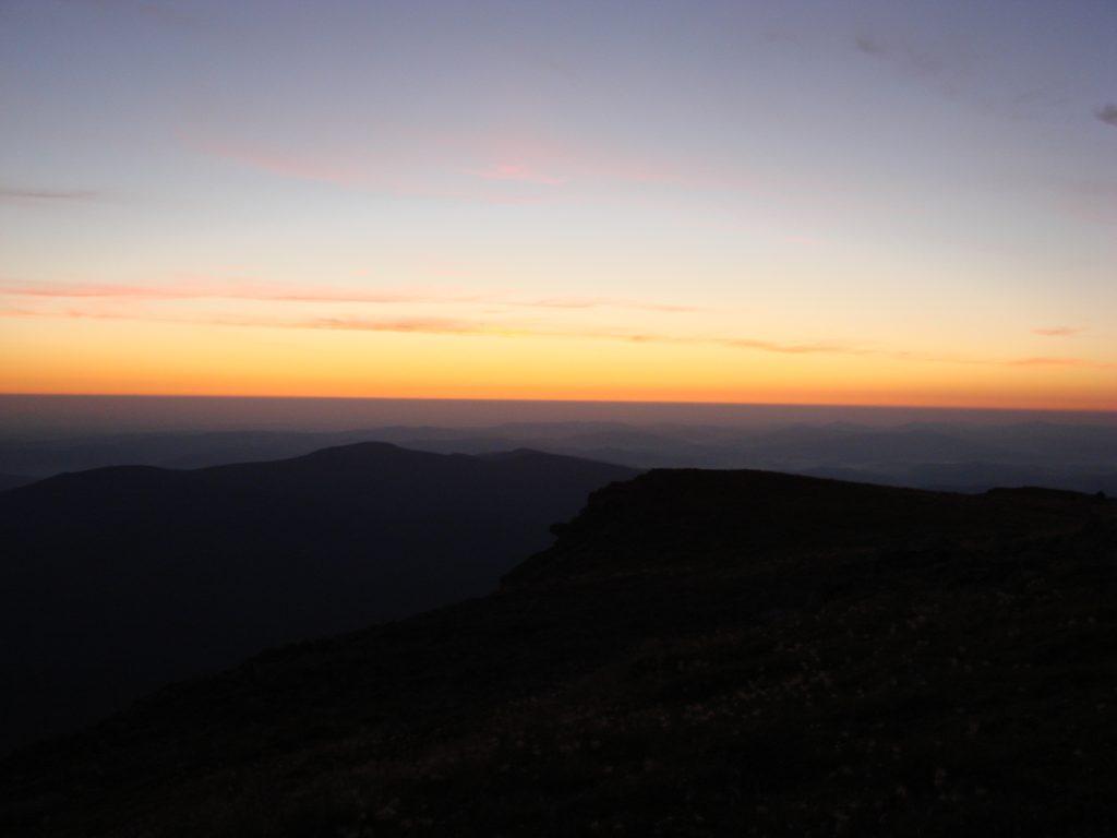 Tuż przed Wschodem Słońca