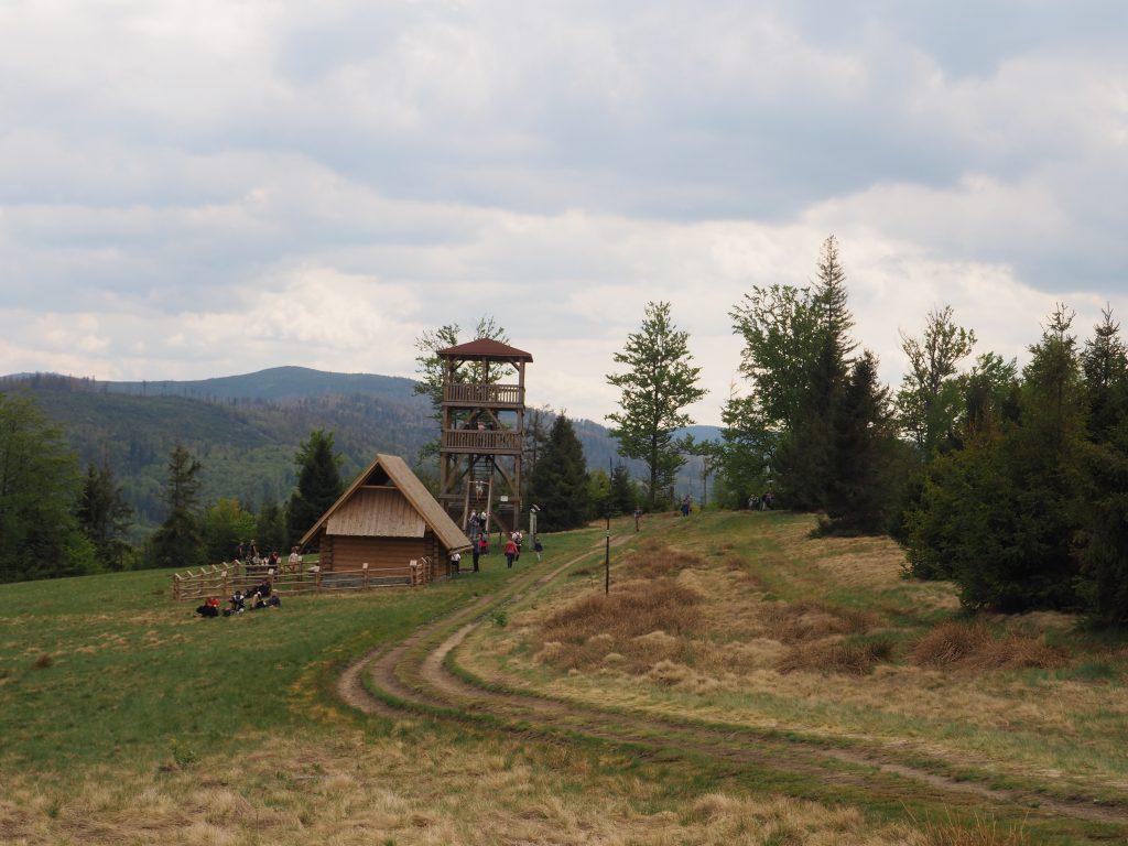 Wieża widokowa z bacówką