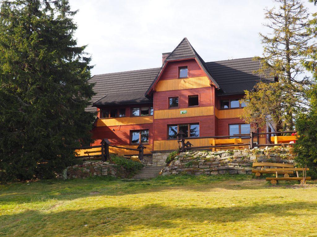 Schronisko PTTK na Hali Rysianka