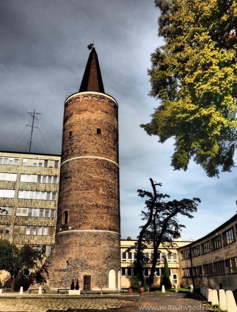 Wieża Piastowska w Opolu ma 35 metrów wysokości