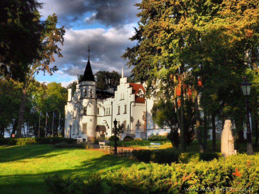 Pałac w Sulisławiu