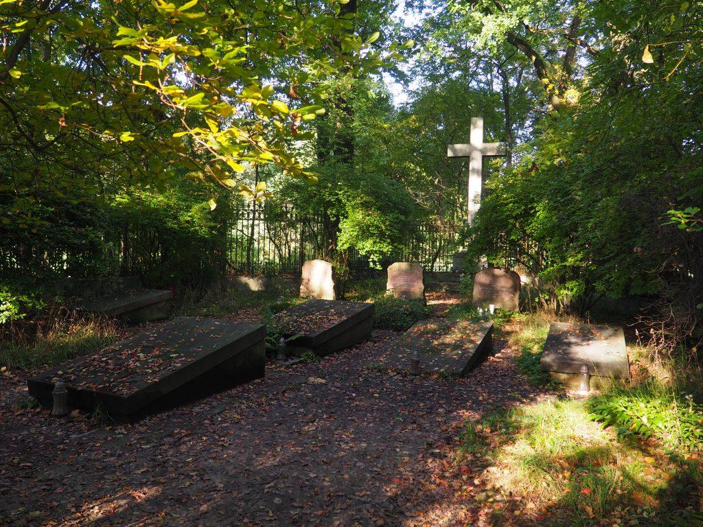 Cmentarz rodziny Tiele- Winckler